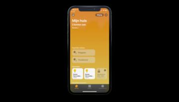 homekit op iPhone