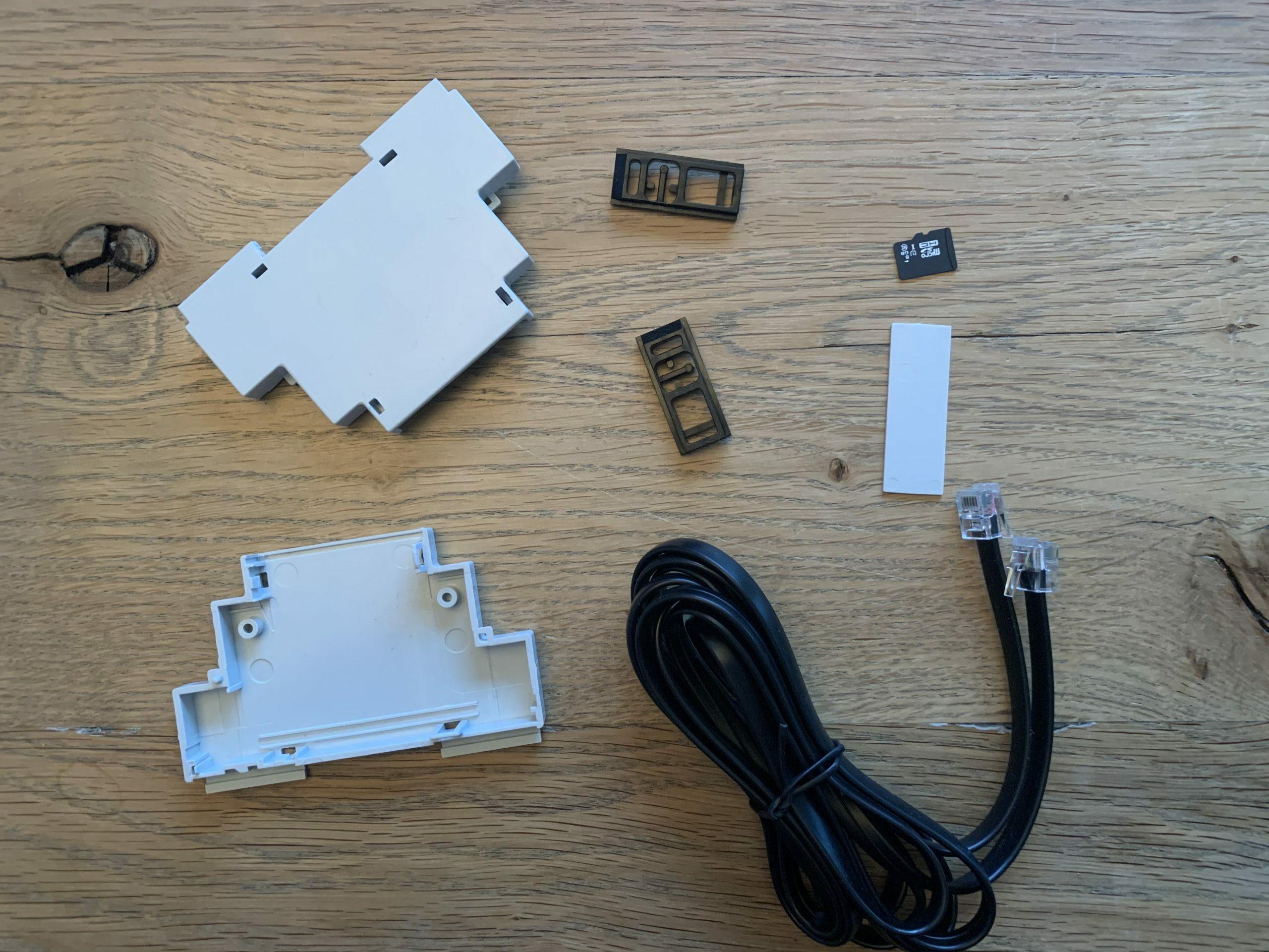 P1G2 nieuwe hardware